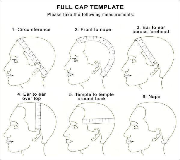 Baldness Cure Balding Tou Hair System